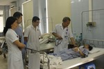 Bệnh viện E cứu sống một ca bệnh hiếm gặp
