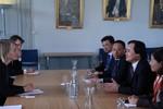 Việt Nam tăng cường hợp tác giáo dục với Thụy Điển, Đan Mạch