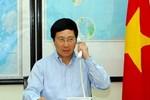 Yêu cầu Trung Quốc rút giàn khoan và các tàu hộ tống ra khỏi biển Đông
