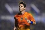 Bắc thang lên hỏi ông Trời/Messi có phải là người trần gian?