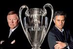 Siêu đại chiến: M.U đấu Real, Barca đụng Milan, Arsenal chạm trán Bayern