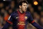 """Messi: """"Quái vật"""" săn bàn"""