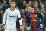 Báo thân Barca công khai thừa nhận Ronaldo thắng Messi