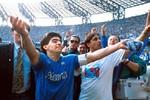 Phép màu của 'Thánh' Diego Maradona