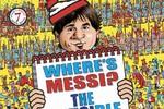 Balotelli 'truy tìm trẻ lạc' Messi