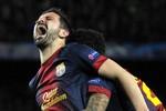 Clip: Villa nổ súng, đẩy Milan vào thế bám đuổi