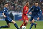 Kết quả vòng loại World Cup 2014 khu vực châu Âu & Nam Mỹ đêm qua