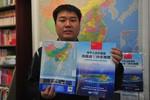 Trung Quốc ngang nhiên phát hành trái phép bản đồ quần đảo Hoàng Sa