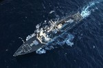 Nhật Bản điều động ba tàu khu trục để đánh chặn tên lửa Bắc Triều Tiên