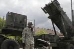 Hà Lan gửi hệ thống phòng thủ tên lửa Patriot đến Thổ Nhĩ Kỳ