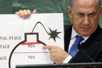 Israel đứng sau vụ rò thông tin về chương trình hạt nhân Iran của IAEA