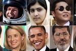 """8 ứng viên tiềm năng nhất cho """"Nhân vật của năm 2012"""""""