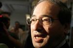 Tổng thống Syria cử sứ giả tới Moscow bàn cách đối phó với LHQ