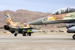 3 máy bay quân sự Israel vi phạm không phận Li-băng