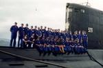 Những bức ảnh hiếm về Hải quân Liên Xô ở cảng Cam Ranh