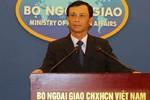 Việt Nam phản đối Hải tuần Trung Quốc tuần tra trái phép tại Biển Đông