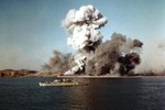 Ảnh: Hải quân Mỹ trong chiến tranh Triều Tiên năm 1950