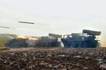 Triều Tiên bắn tên lửa tầm ngắn vào mục tiêu giả định ở Biển Nhật Bản