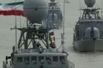 Tàu Iran cảnh báo máy bay Australia do thám Hạm đội 24