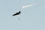 Chiến đấu cơ Syria không kích trên lãnh thổ Li-băng