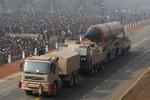 Times of India: Vũ khí hạt nhân Ấn Độ dùng để đối phó với Trung Quốc
