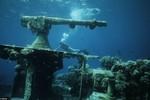 Ảnh: Nghĩa địa chiến hạm, máy bay dưới đáy biển lớn nhất thế giới