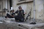"""Phiến quân Syria: Phần lớn vũ khí Mỹ viện trợ là """"vô nghĩa"""""""
