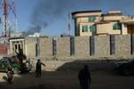 Taliban tấn công dinh Tổng thống, ĐSQ Mỹ, Bộ Quốc phòng Afghanistan