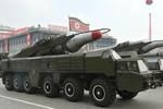 Triều Tiên bán 3 tên lửa Musudan 3,500 km cho nhà buôn vũ khí Anh