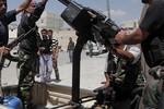 CIA vũ trang cho phiến quân Syria mở đợt tấn công quy mô vào tháng 8