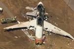 Máy bay Hàn Quốc bất ngờ bốc cháy khi hạ cánh, 72 người thương vong