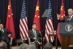 Phó Tổng thống Mỹ: Trung Quốc cần chấm dứt hành vi trộm cắp công khai