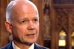 Ngoại trưởng Anh: London vẫn có thể vũ trang cho quân nổi dậy Syria