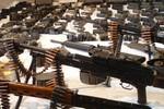 Quân đội Syria tịch thu vũ khí nước ngoài viện trợ cho phiến quân