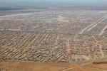 Toàn cảnh trại tị nạn của 160.000 người Syria tại Jordan