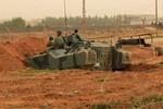 Thổ Nhĩ Kỳ điều F-16 tới biên giới Syria sẵn sàng  đáp trả đạn lạc