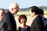 Video: Những hoạt động đầu tiên của Chủ tịch nước Trương Tấn Sang ở Mỹ