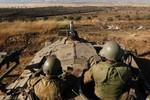 Ả Rập Saudi mua vĩ khí Israel trang bị cho phiến quân Syria