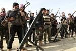 Jordan bắt giữ lượng lớn súng máy buôn lậu từ Syria