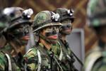 Lựu đạn phát nổ tại một trạm quan sát của quân đội Hàn Quốc