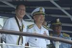 Tổng thống Philippines chủ trì lễ tiếp nhận tàu Hamilton thứ 2