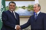 """Ả Rập """"hối lộ"""" Nga để thay đổi lập trường về Syria"""