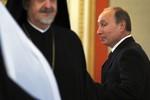 """Nga bác đề nghị """"hối lộ"""" của Ả Rập Saudi về vấn đề Syria"""