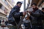 Video: 13 người Kurd Syria bị phiến quân al-Qaeda bắt cóc tại Aleppo