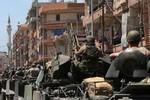 Phe Assad đẩy mạnh tấn công trên 8 mặt trận, diệt hàng chục phiến quân