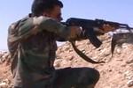 Video: Phe Assad đánh bật phiến quân khỏi thị trấn cửa ngõ Damascus