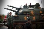 Video: Quân đội Syria giành quyền kiểm soát quê hương Assad