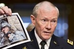 Dempsey: Phe nổi dậy Syria không đem lại lợi ích gì cho Mỹ