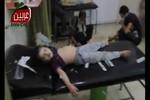 Video: Dân syria hoảng loạn sau tấn công chất độc thần kinh