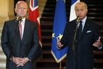 Pháp: Dùng vũ lực tấn công Assad nếu chính phủ Syria dùng vũ khí HH